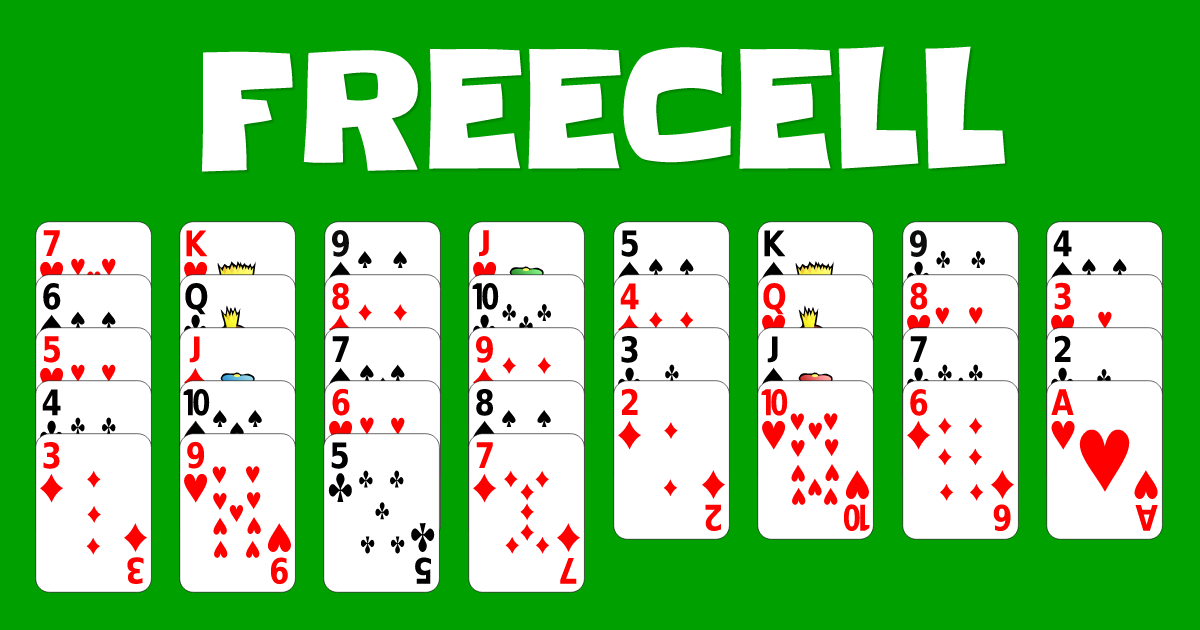 Play Free Solitaire Card Games Online